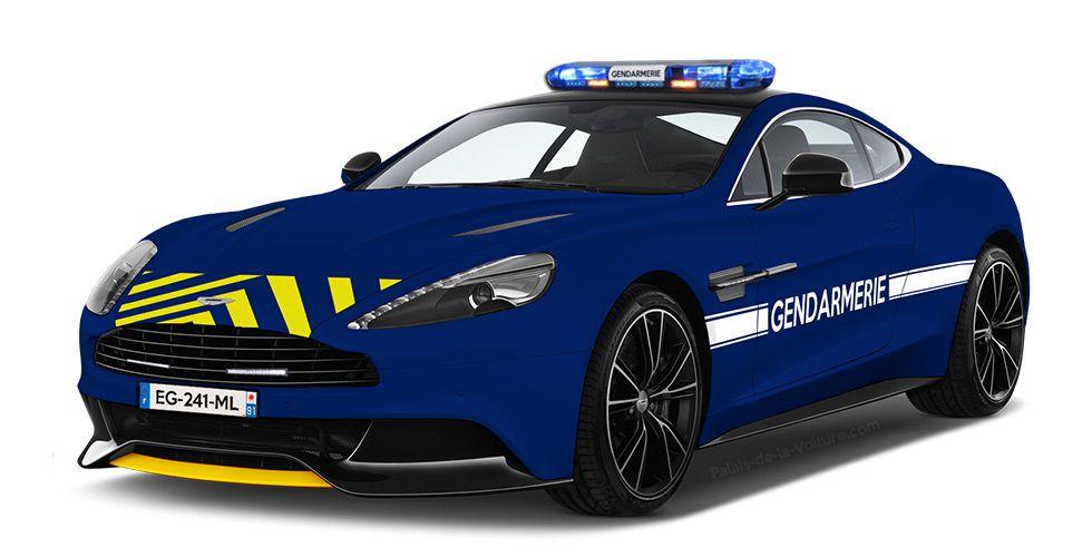 10 voitures de gendarmerie que vous ne croiserez jamais