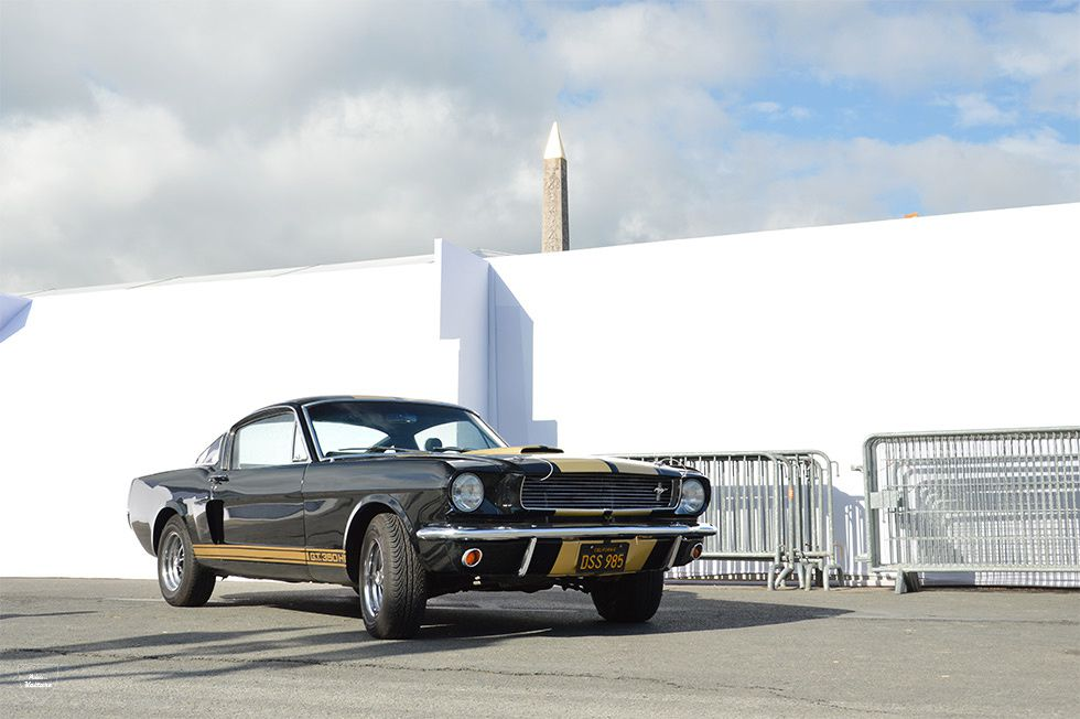 '66 Shelby Mustang GT350-H