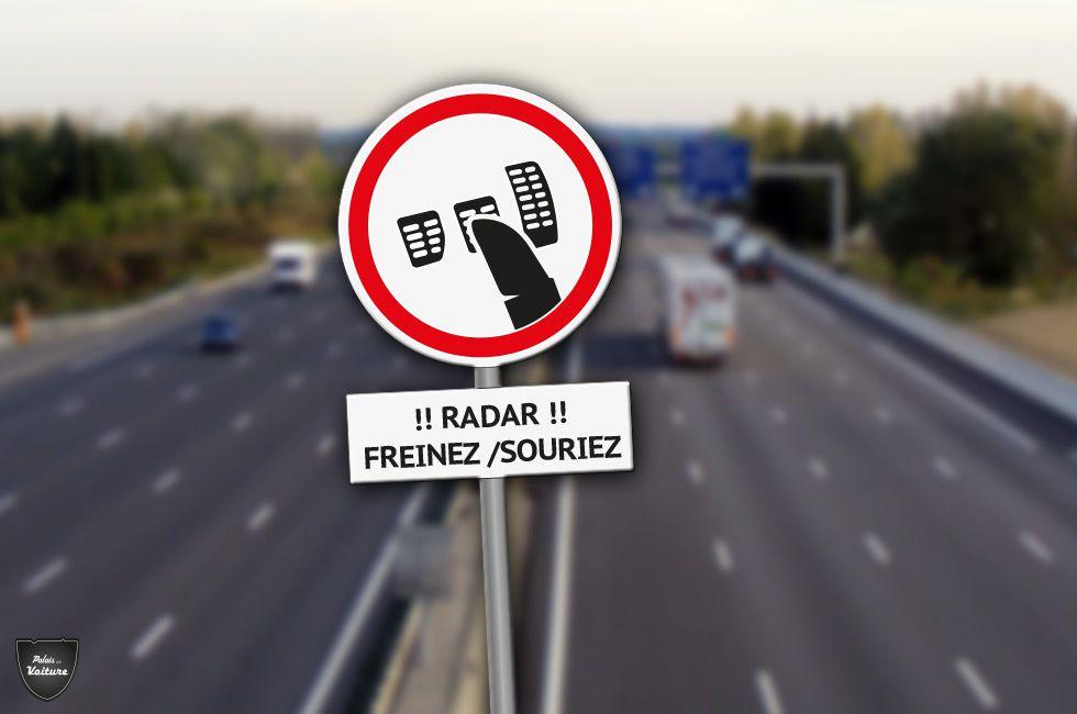 Les nouveaux panneaux de l'insécurité routière