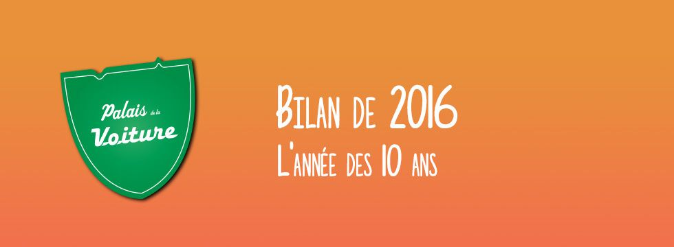 2016 : un bon cru pour le blog !