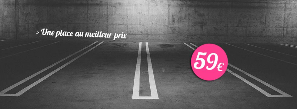 Trouvez facilement une place de parking partout en France