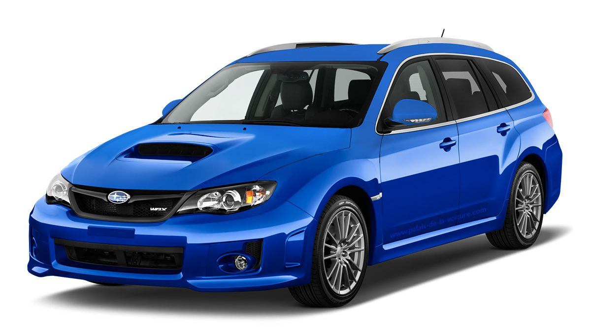 Encore un SUV de chasse nippon sur base de Subaru Impreza WRX mariée au très peu connu Buick Enclave.