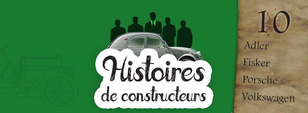 Histoires de constructeurs automobiles #10