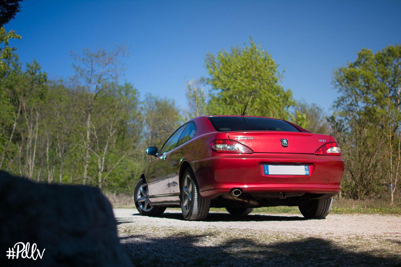 Peugeot 406 V6 Coupé '98 : Une lionne italienne