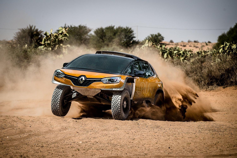 6 autos transformées en voitures de course