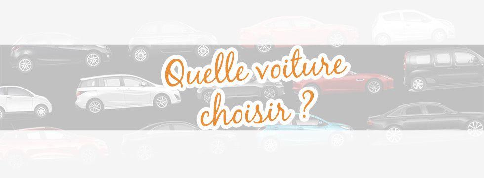 20 astuces pour choisir le bon modèle de voiture