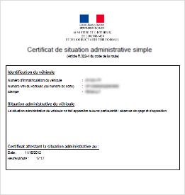 Le Certificat De Non Gage Pourquoi Et Comment Palais De La Voiture Com