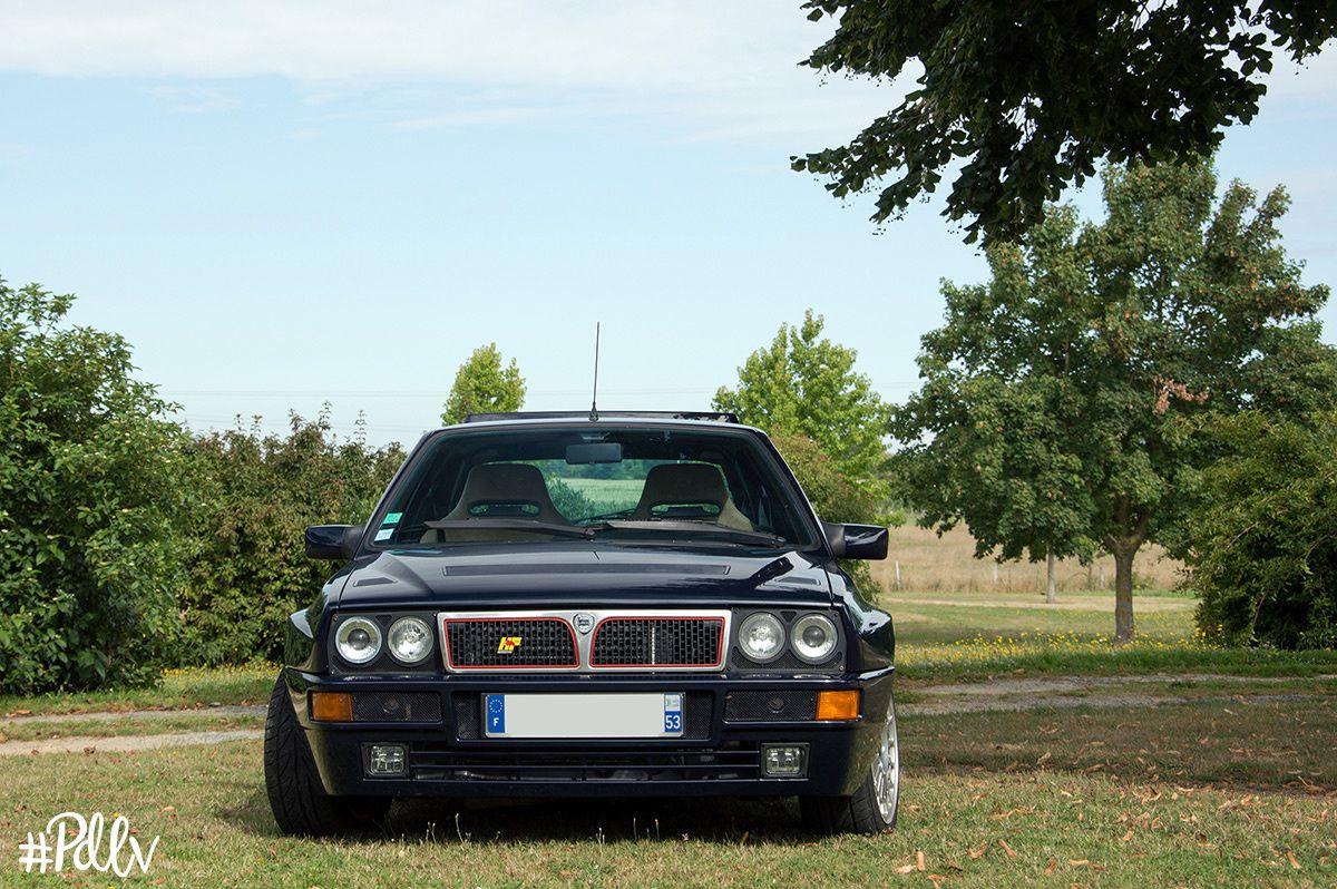 Lancia Delta HF Integrale Evo 2 : la reine des rallyes