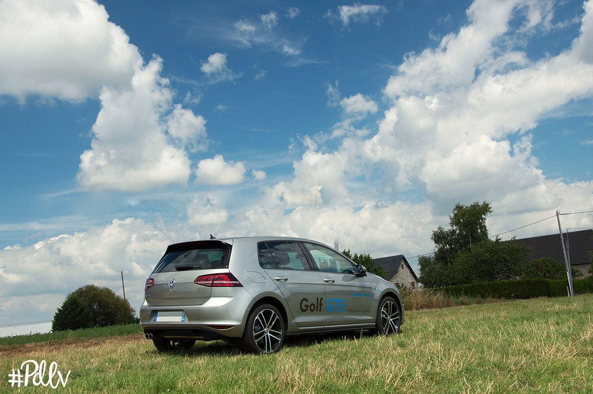 Volkswagen Golf 7 GTE : la sportive économique ?