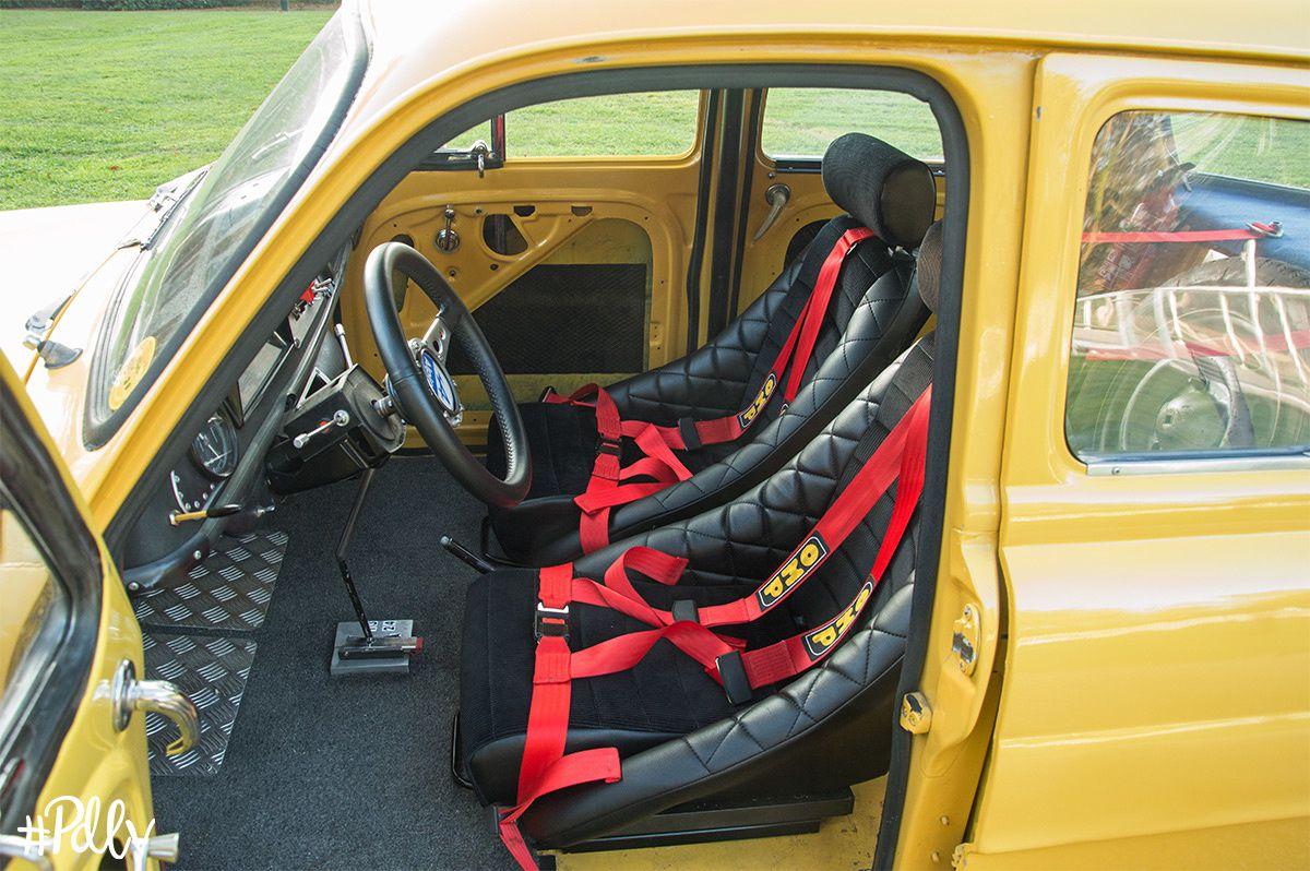 Renault Dauphine Gordini R1095 Le Sorcier A Encore Frappe Palais De La Voiture Com