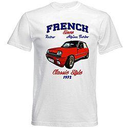Tee-shirt Renault 5