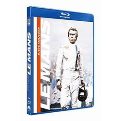Film Le Mans bluray