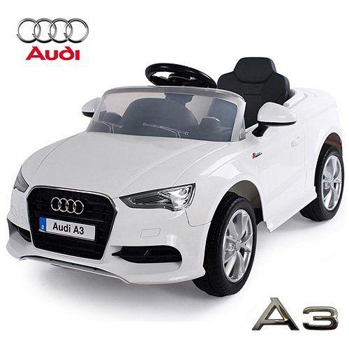 Audi A3 électrique enfant