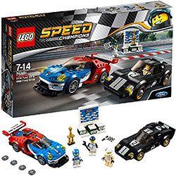 Lego coffret Ford GT GT40 idée cadeau passionné de voiture