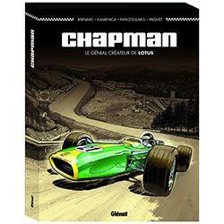 Bande dessinée Chapman idée cadeau passionné de voiture