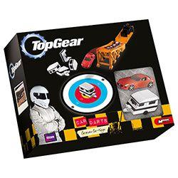 Top Gear car darts idée cadeau passionné de voiture