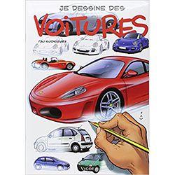 Je dessine des voitures idée cadeau passionné de voiture