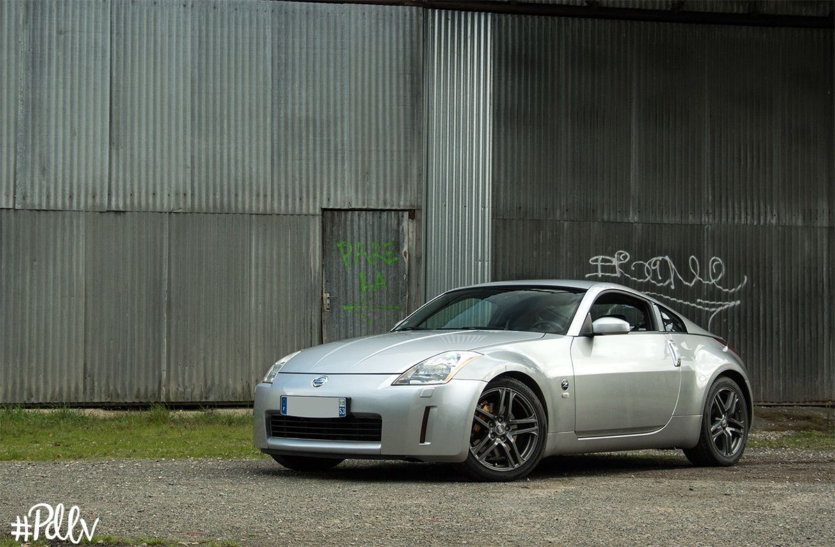 Nissan 350Z V6 300 : plutôt sportive ou GT ?