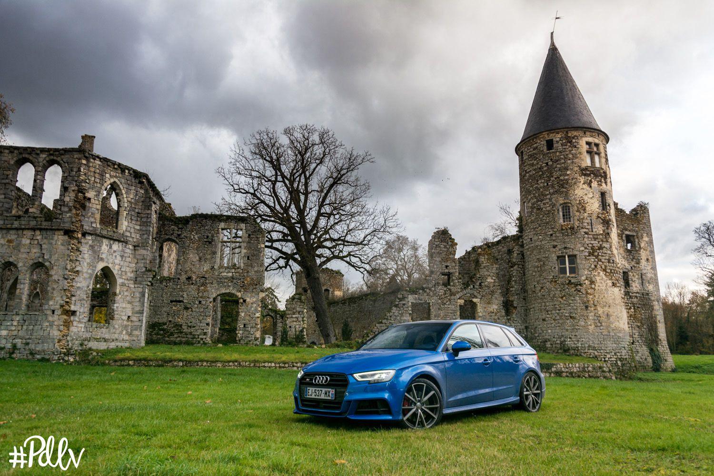 Audi S3 Sportback TFSI 310 : le daily parfait ?
