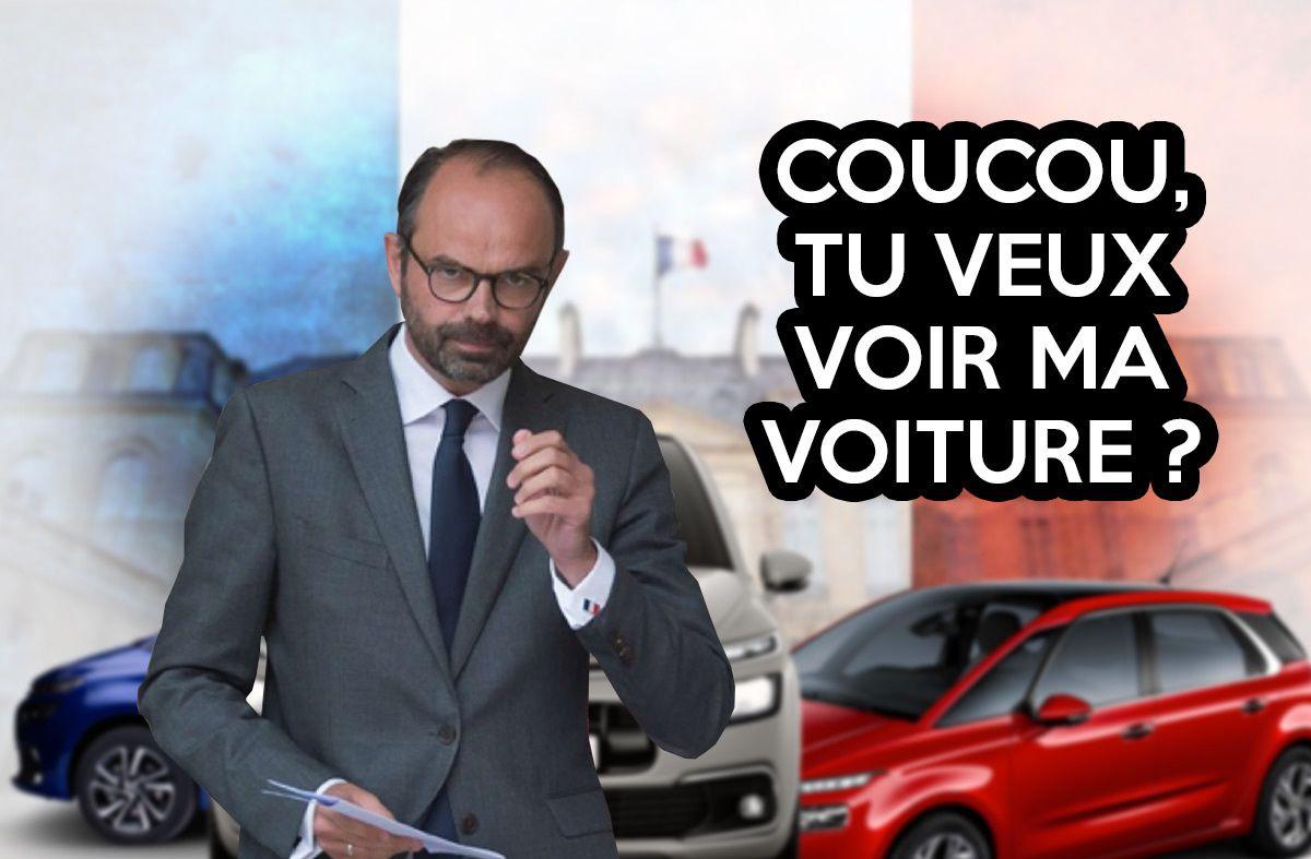 Gouvernement Macron : en quoi roulent les ministres ?