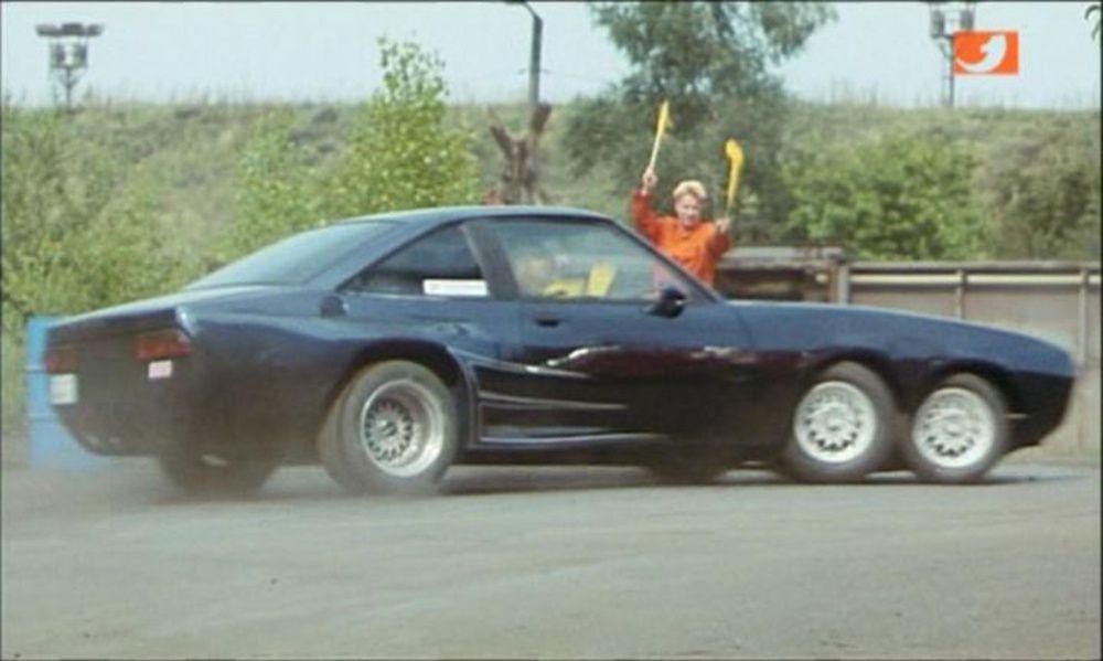 Opel Manta, Manta - Le film, 1991