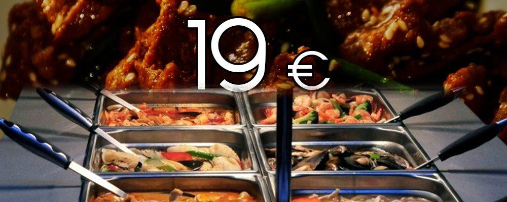 Voiture prix au kilo restaurant chinois