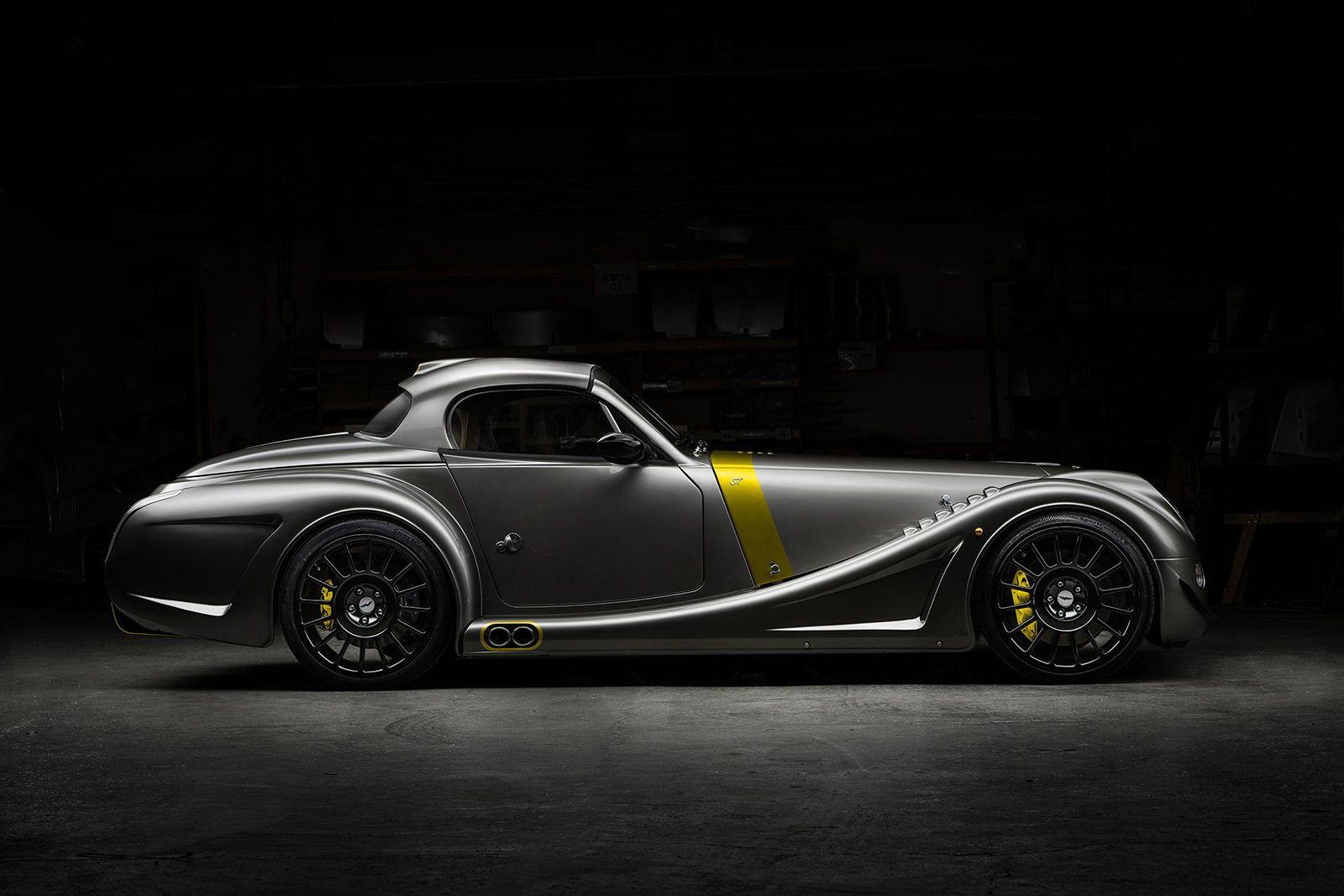Morgan Aero GT : clap de fin tout en exclusivité