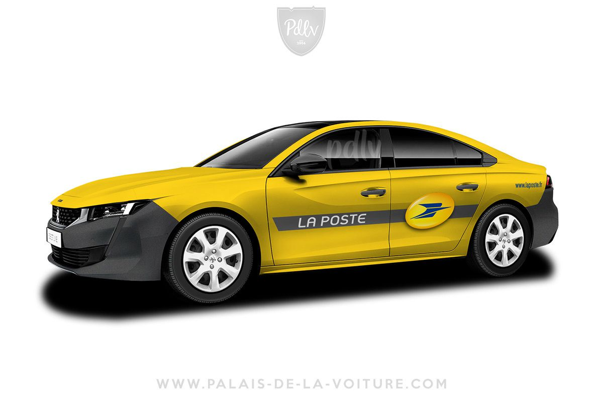 10 voitures de La Poste que vous ne croiserez (vraiment) jamais