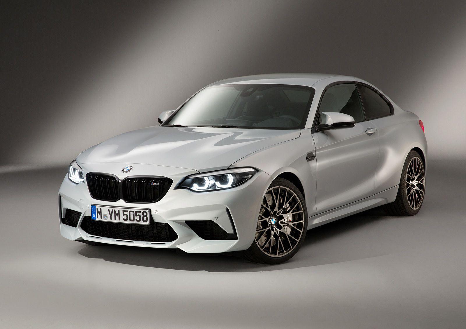 BMW M2 Competition : la plus belle pour drifter ?