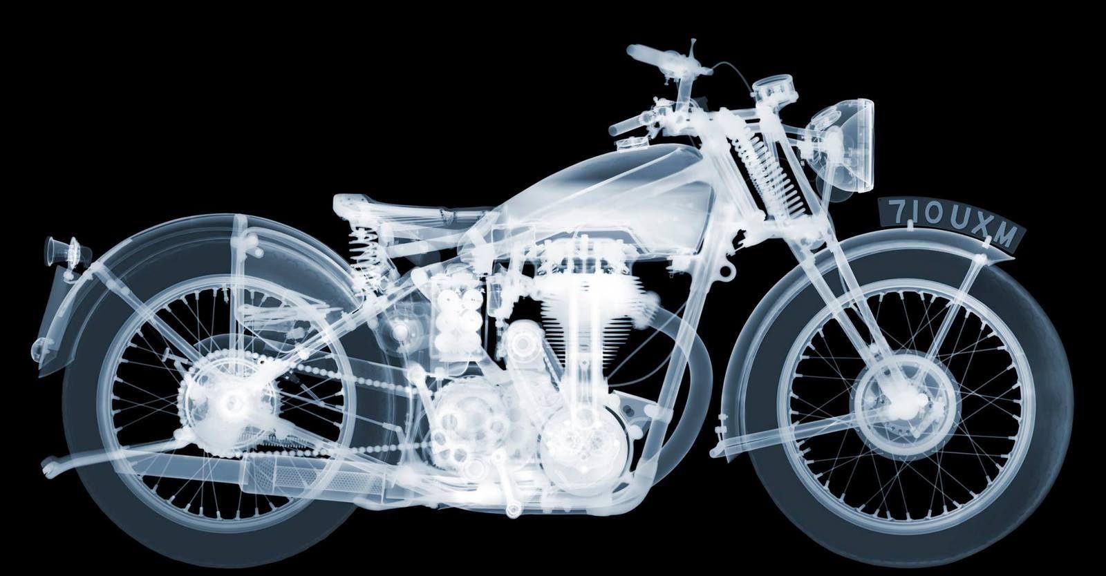 Matchless Motorbike, 2014