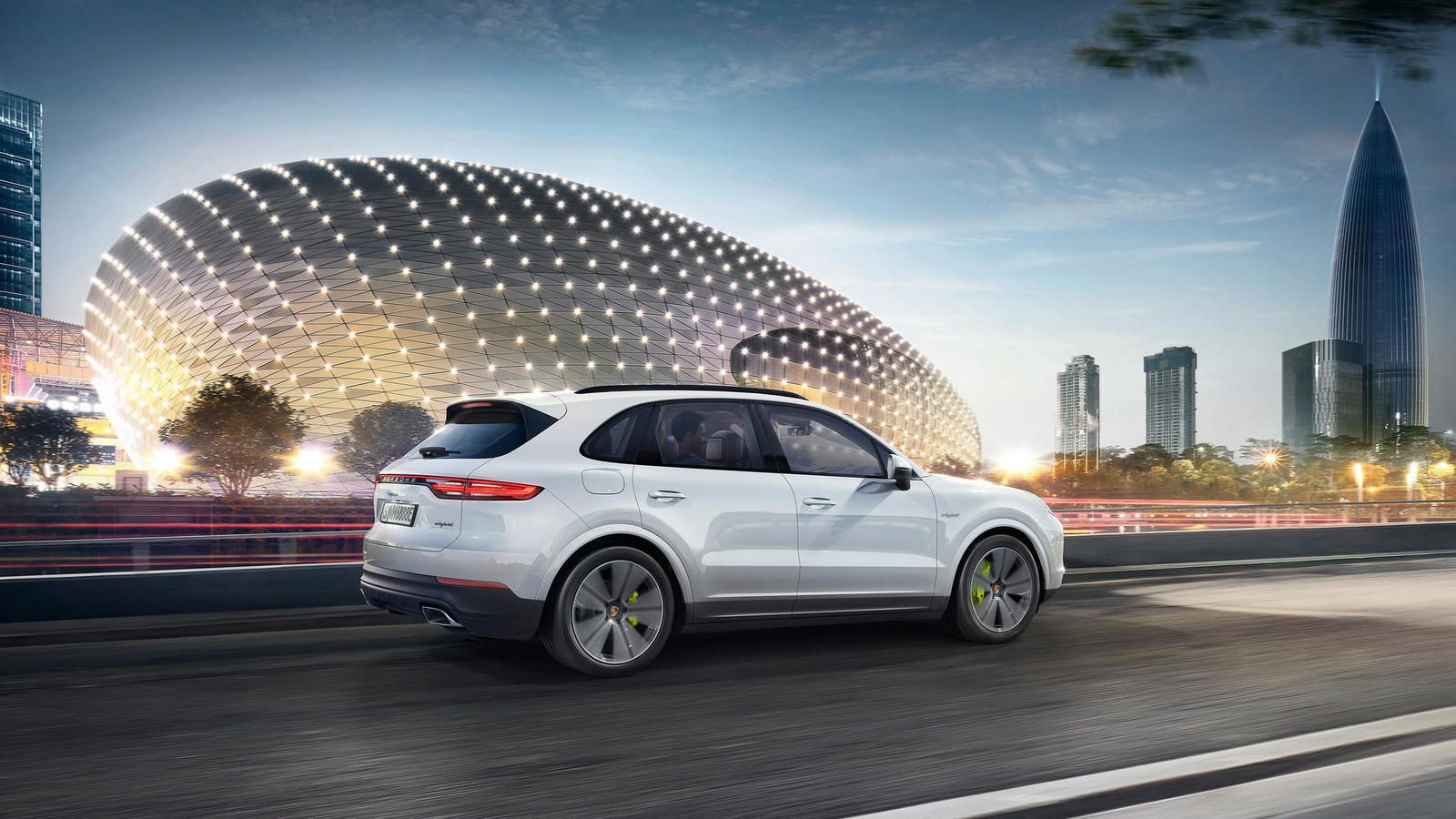 Porsche Cayenne E-Hybrid : la solution anti diesel ?
