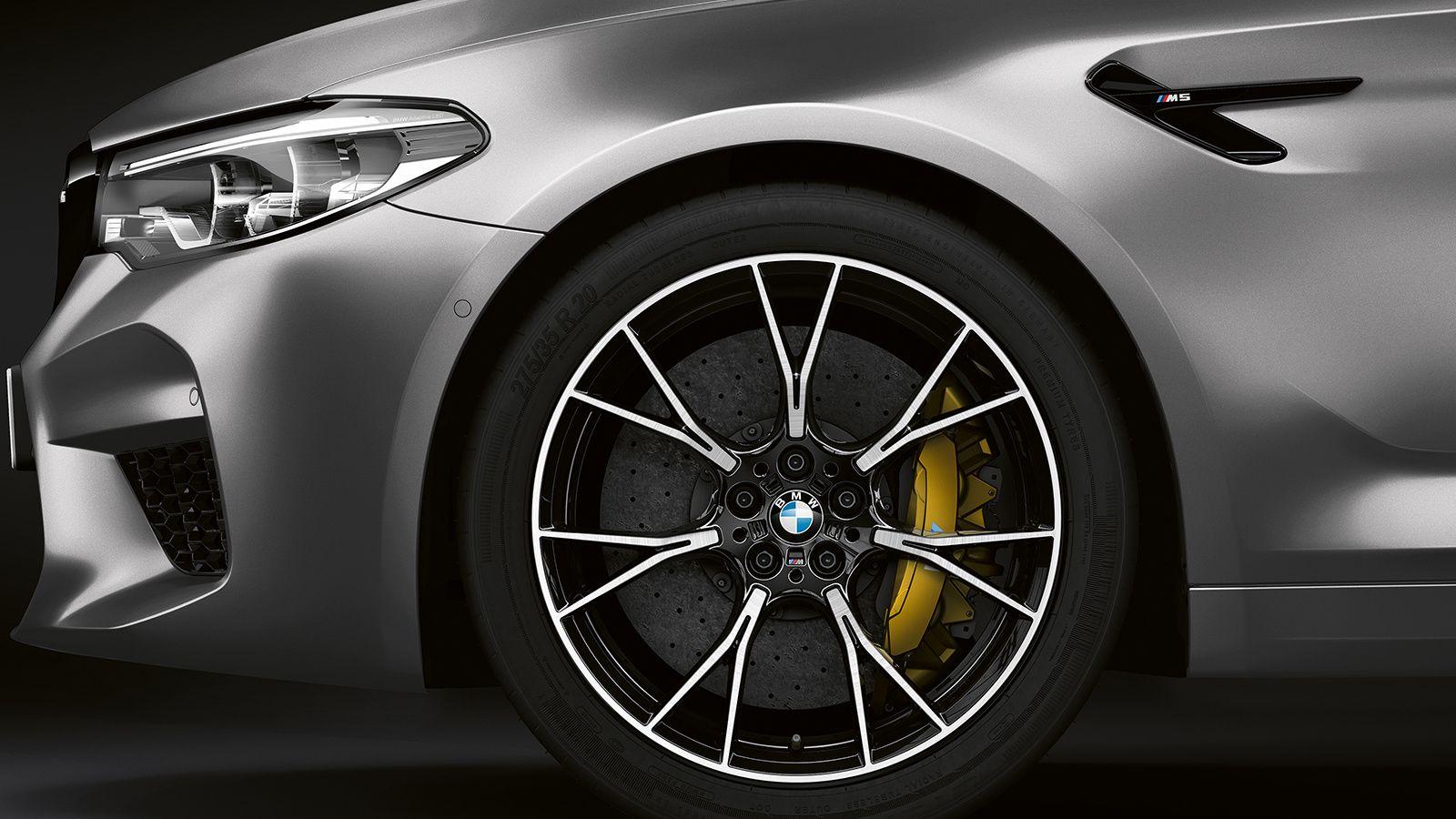 BMW M5 Compétition : 625 chevaux pour coiffer la concurrence