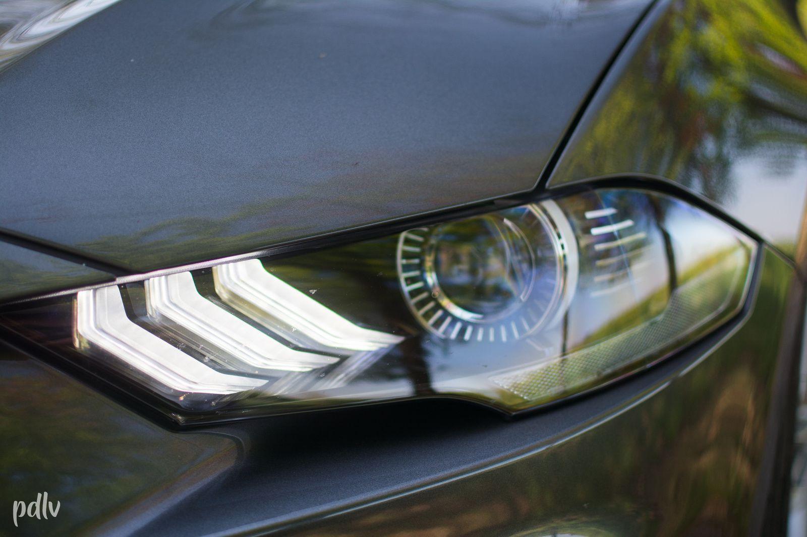 Les nouveaux phares à LED sont très agressifs !