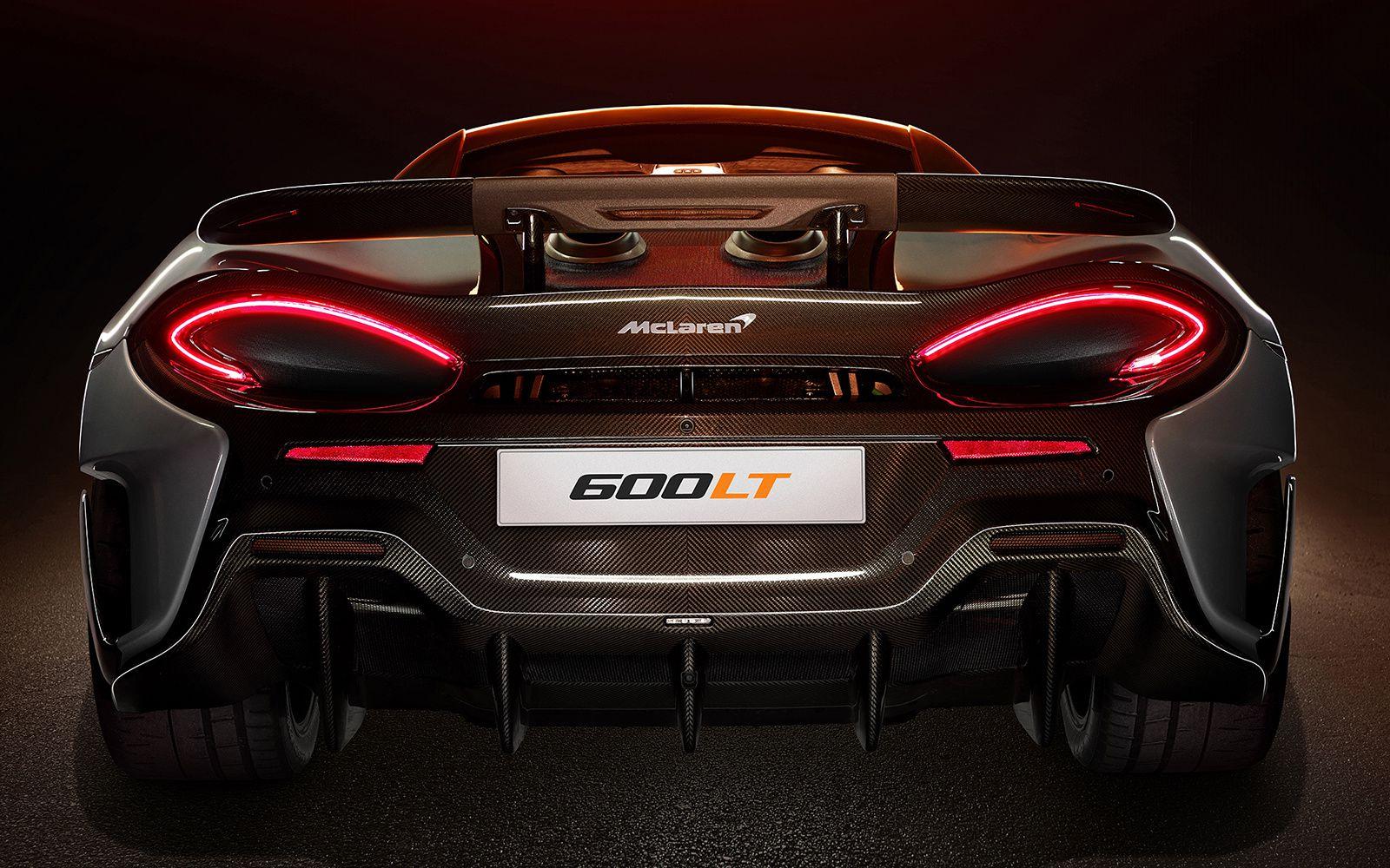 McLaren 600LT : la troisième Long Tail !