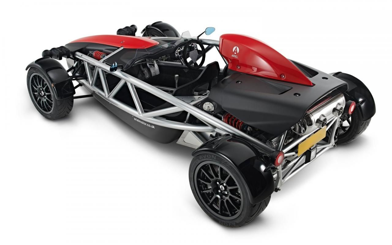 Ariel Atom 4 : une mangeuse de Ferrari pour le prix d'un SUV