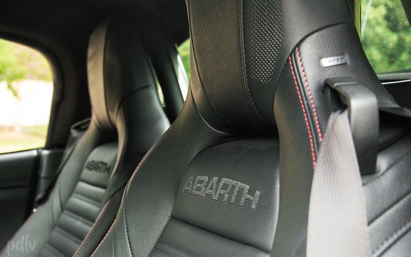 Abarth 124 GT : un scorpion dopé aux hormones ?