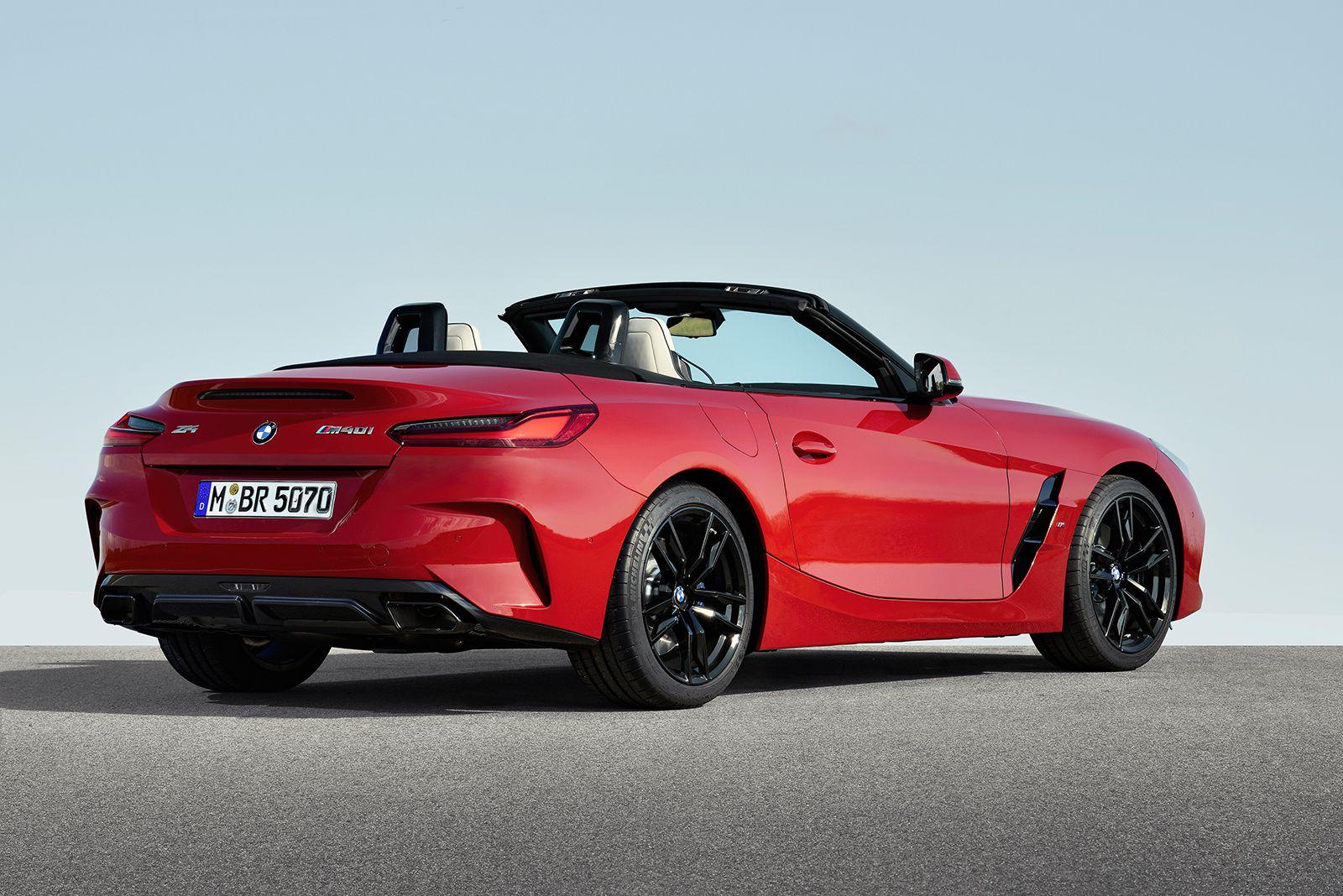 BMW Z4 (G29) : nouvelle gueule et un moteur qui envoie du steak