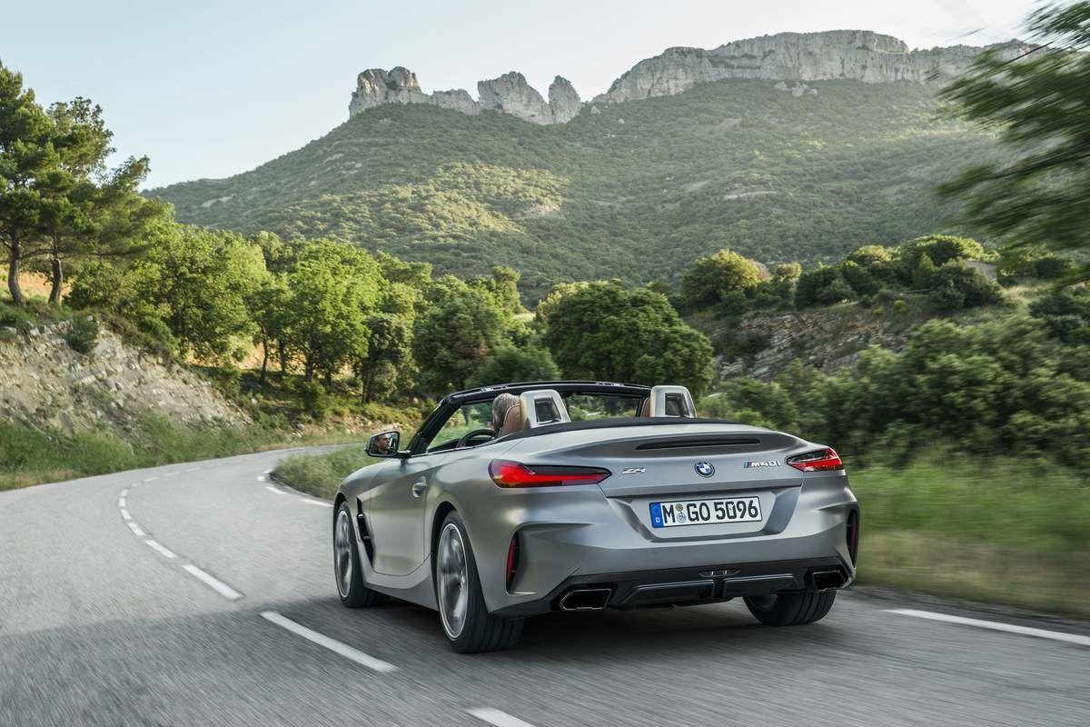 BMW Z4 G29 : On en sait plus !