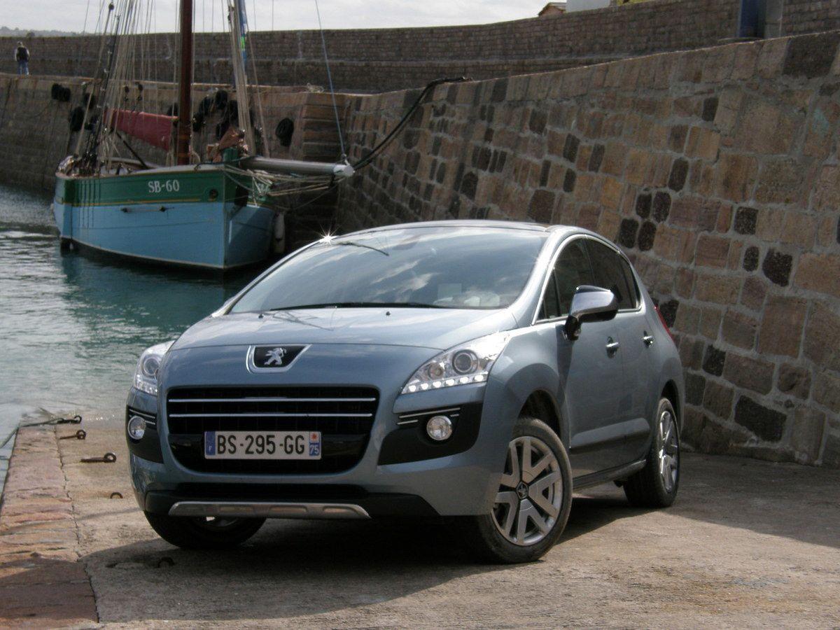 Peugeot : Seconde tentative pour le moteur hybride