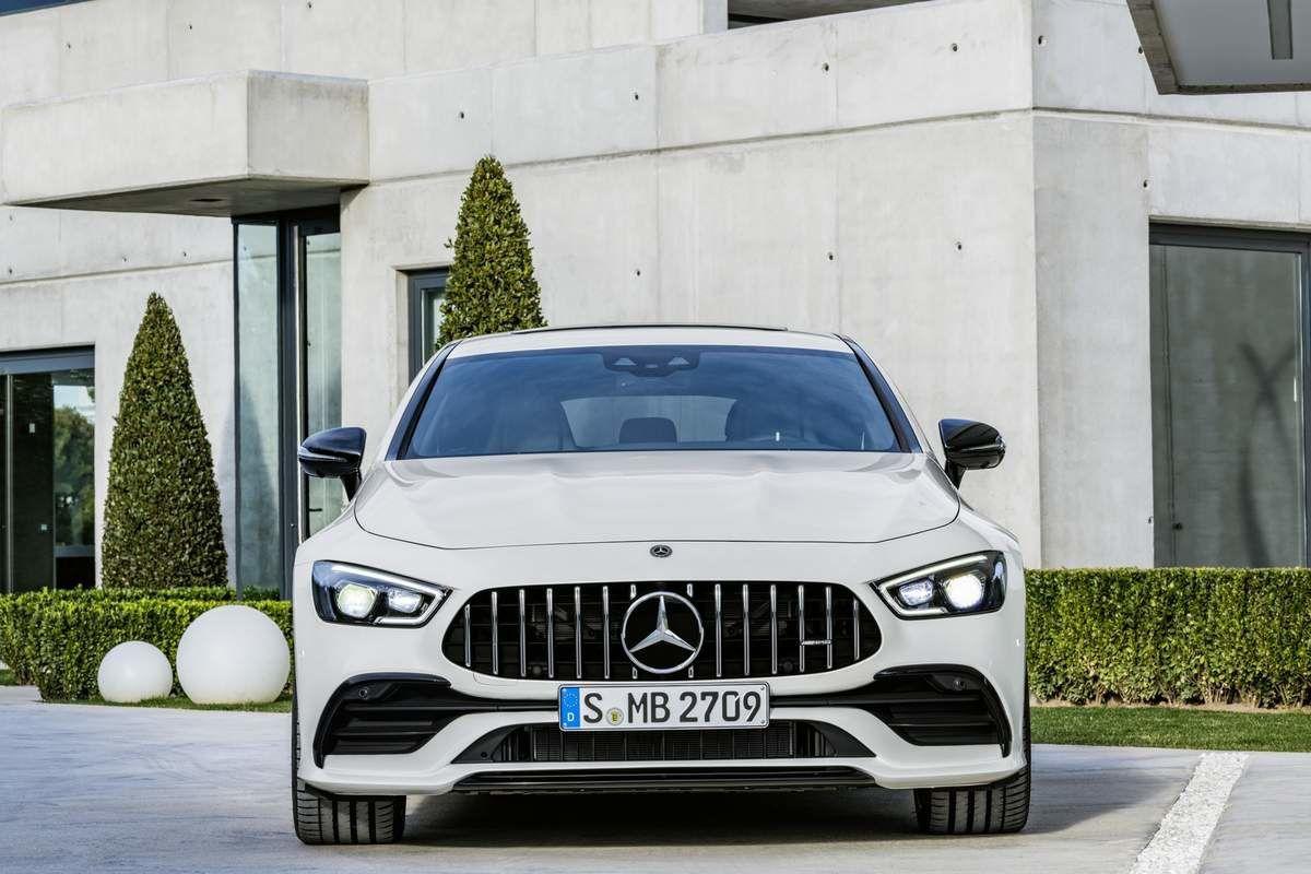 Mercedes AMG GT 4 portes : la bête est lâchée