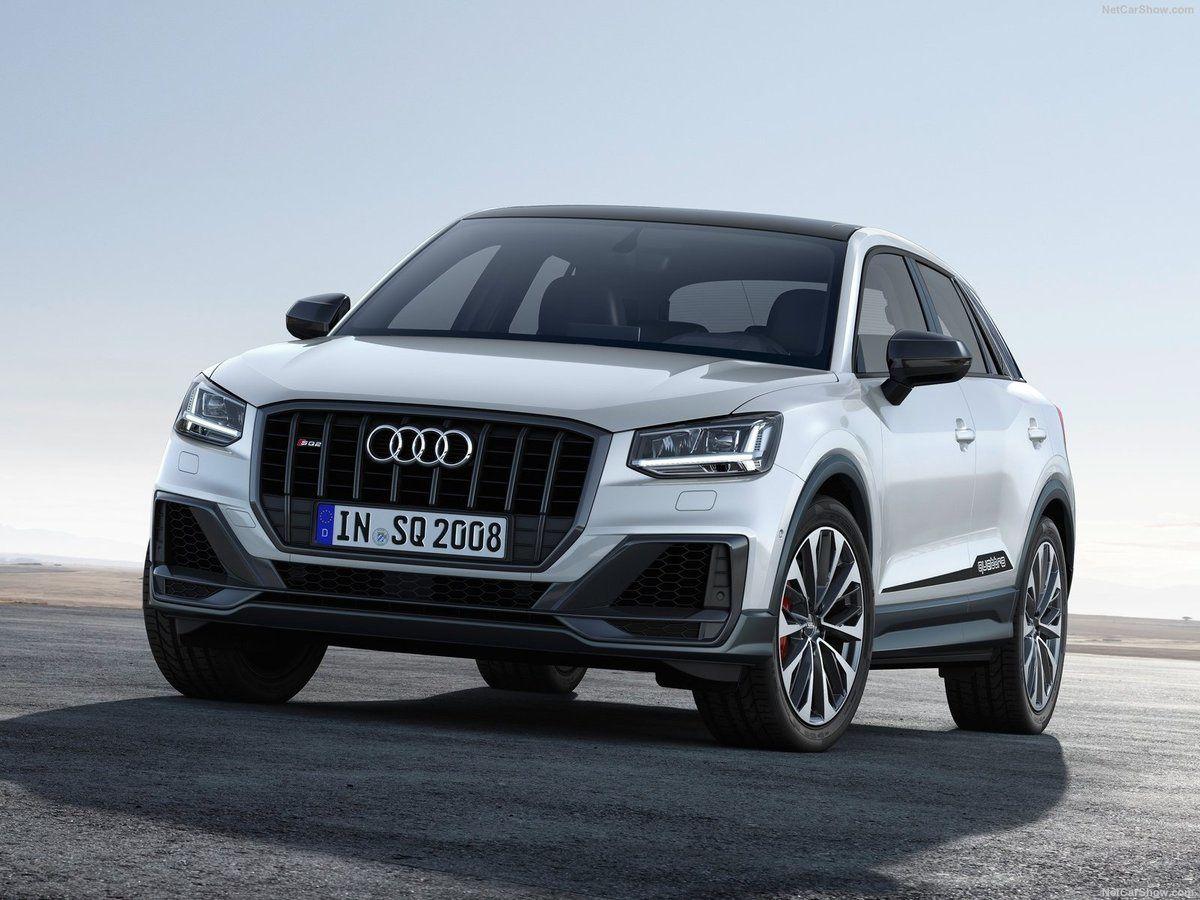 Audi SQ2 : Jusqu'aux dents !