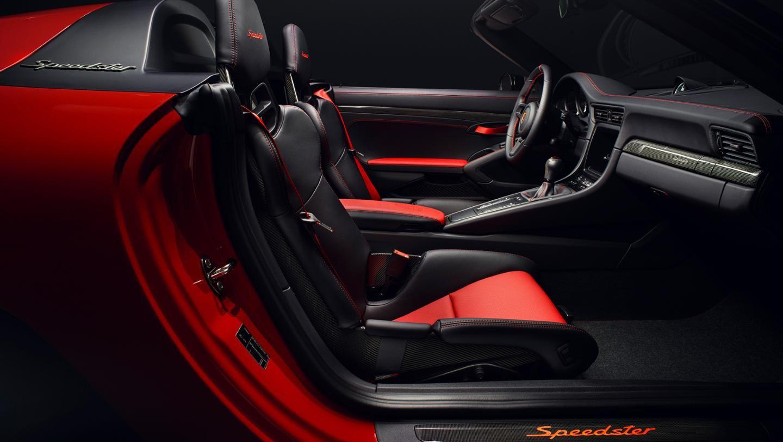 Porsche 911 (991) Speedster : des clins d'œil et un clap de fin