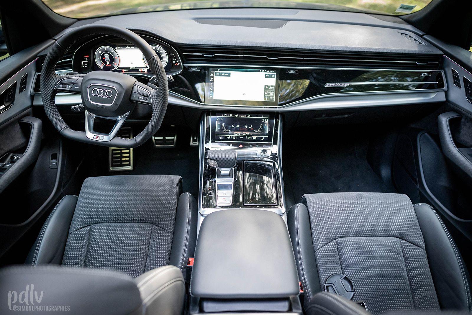 Audi Q8 50 TDI 286 : tous les monstres ne sont pas vilains !