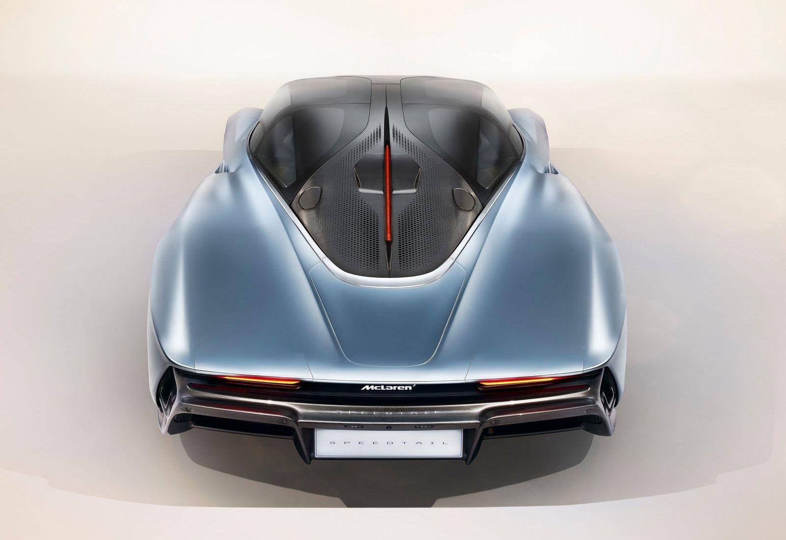 McLaren SpeedTail : parfois, la taille, ça compte