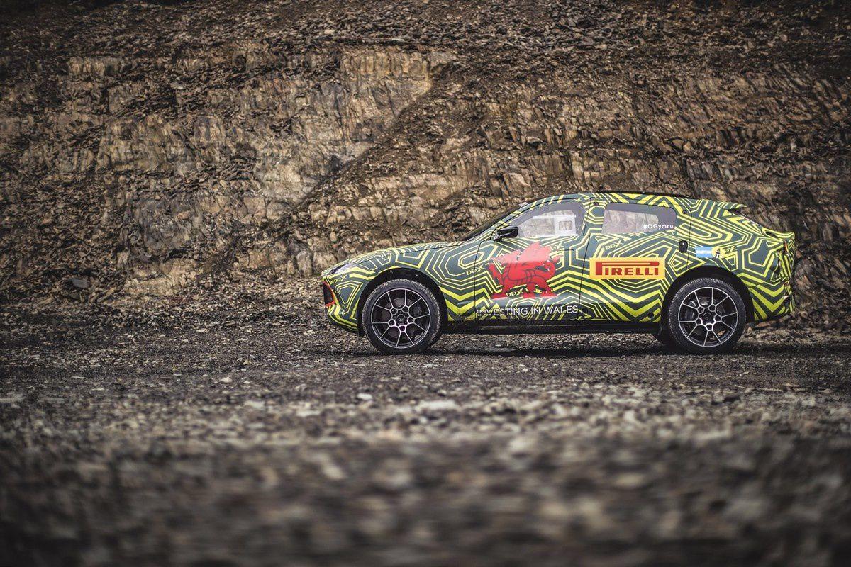 Aston Martin DBX : ils s'y mettent aussi...