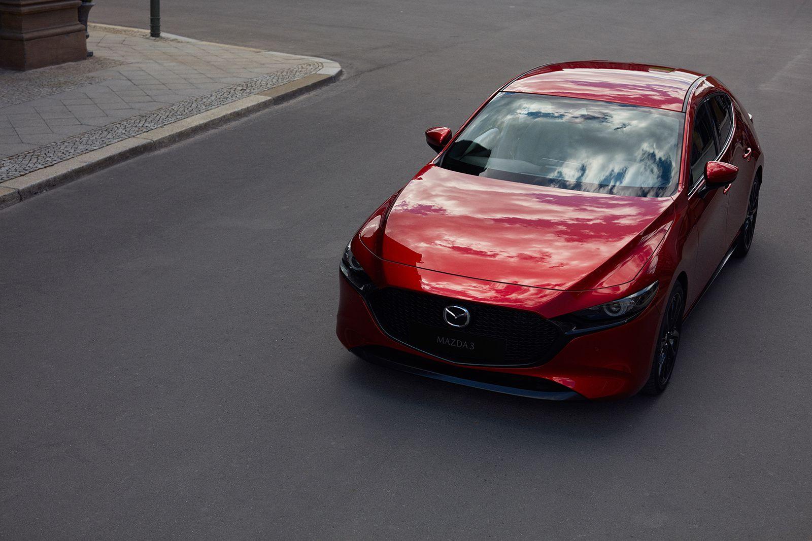 Mazda 3 : un retour haut en technologies