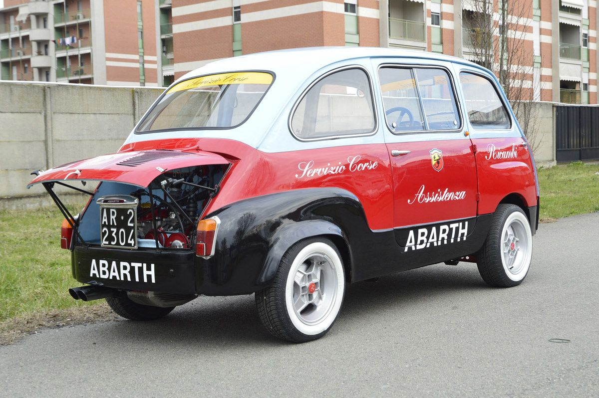 Source : classiccarratings.com/auction-results/fiat-multipla-abarth-1959-techno