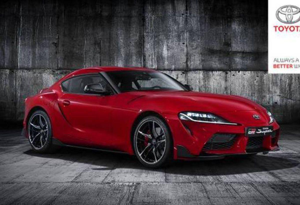 © Toyota... Pas de version HD pour le moment !