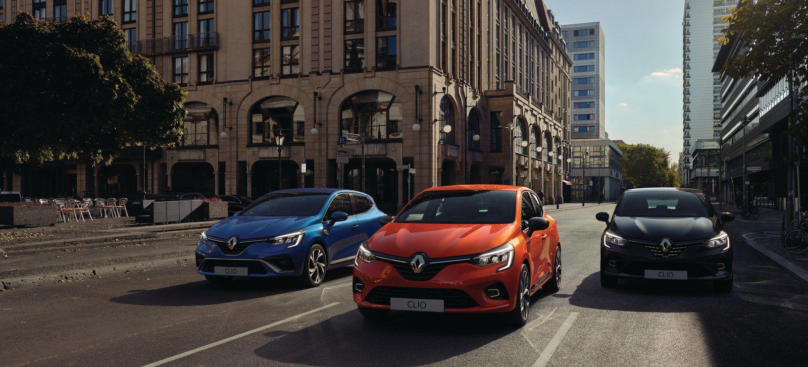 Renault Clio V : Echec interdit