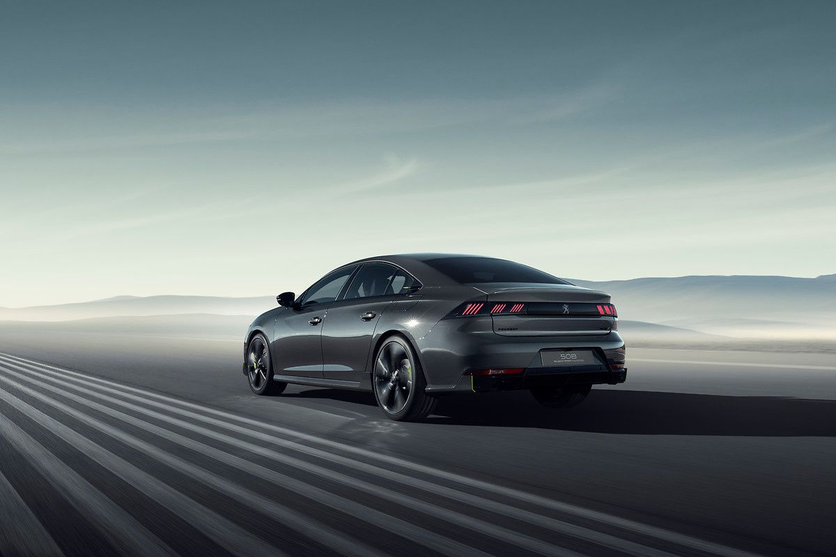 PEUGEOT 508 ENGINEERED : Les moyens de l'ambition ?